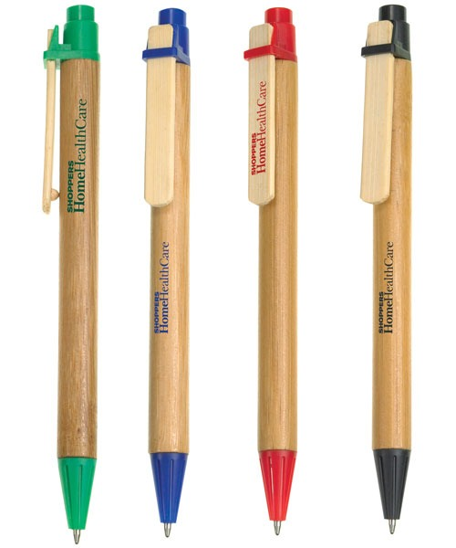 Hero bamboo recycled Pen P228