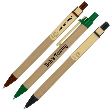 RCP 3colors-recycled-paper-pen